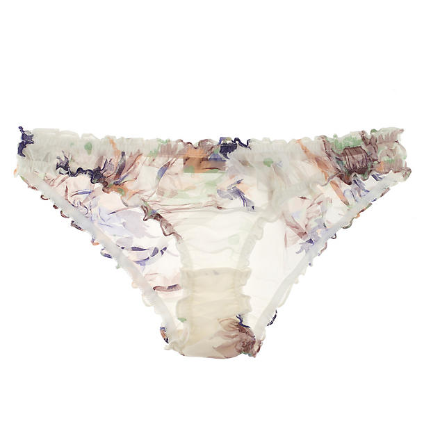 Beautiful Bottoms Bloom Ruched Knicker