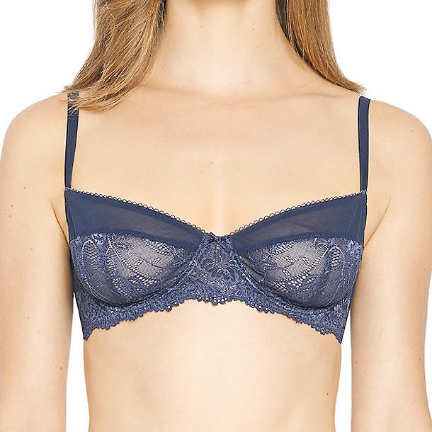 Blush Whisper Demi Bra