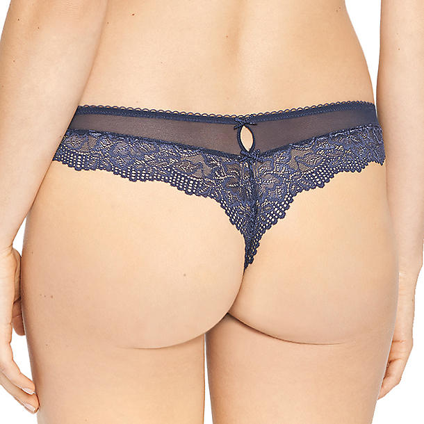 Blush Whisper Thong