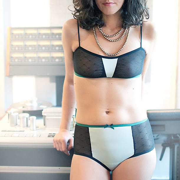 Dear Kate Ella Brief Mini Lining