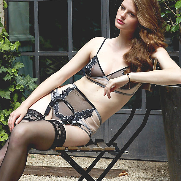 Else Muse Garter Belt