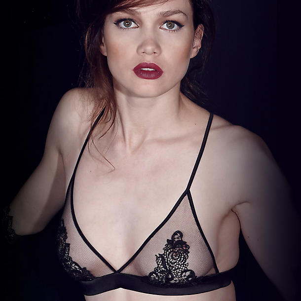 Fleur of England After Dark Boudoir Bra