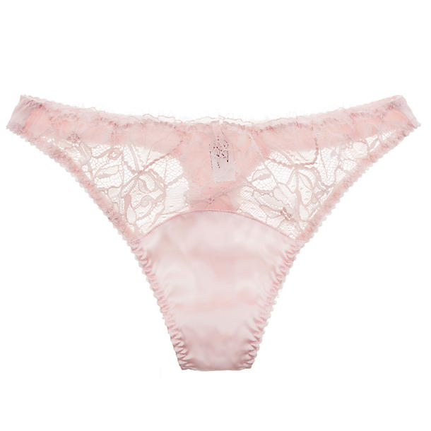 Fleur of England Rose Lace Thong