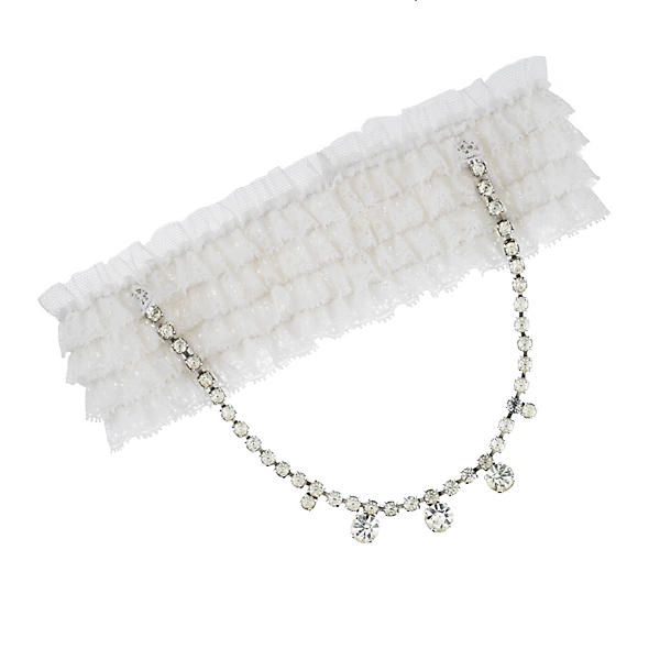 Florrie Mitton Princess Garter