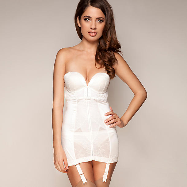 Gossard Retrolution Strapless Slip