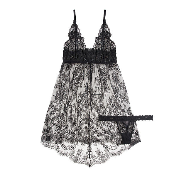Hanky Panky Victoria Lace Chemise