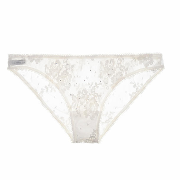 ID Sarrieri Snow in September Low Waist Brazilian Brief