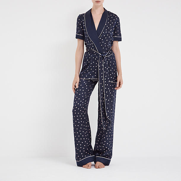 Jenny Packham Long Pyjama Set