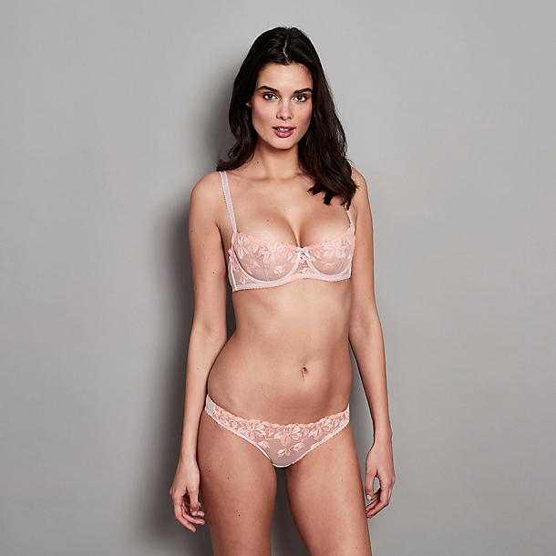 Journelle Lana Low Balconette Bra