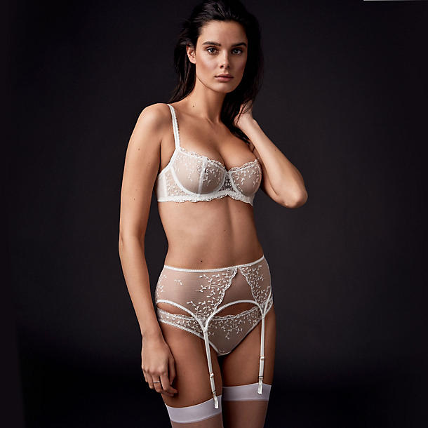 Journelle Yasmine Low Balconette Bra