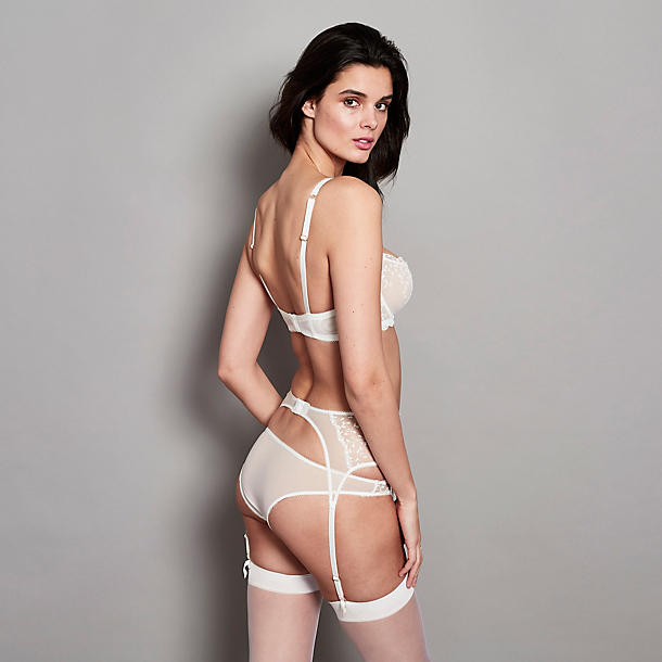 Journelle Yasmine Suspender Belt