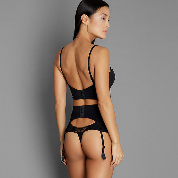 La Perla Shape Allure Suspender Belt
