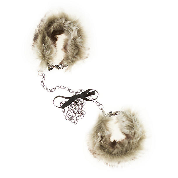Lascivious Fraulein Kink Fur Cuffs