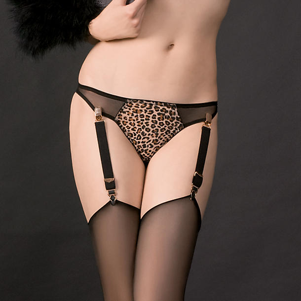 Maison Close Le Petit Secret Suspenders