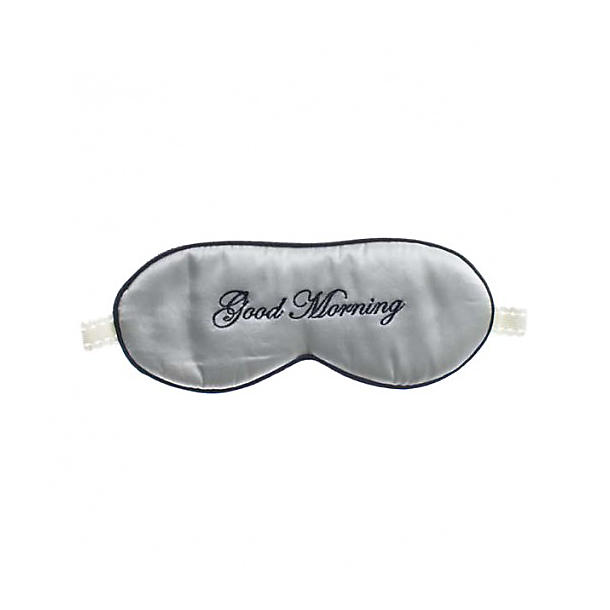 "Mary Green ""Good Morning / Good Night"" Sleep Mask"