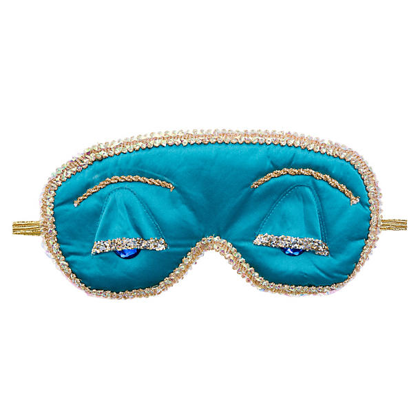 "Mary Green ""Breakfast at Tiffany's"" Sleep Mask"