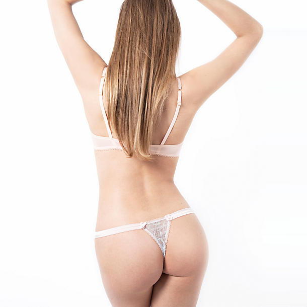 Mimi Holliday Banoffee Pie Hipster Thong