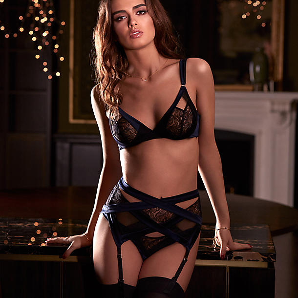 Myla Night Mist Suspender