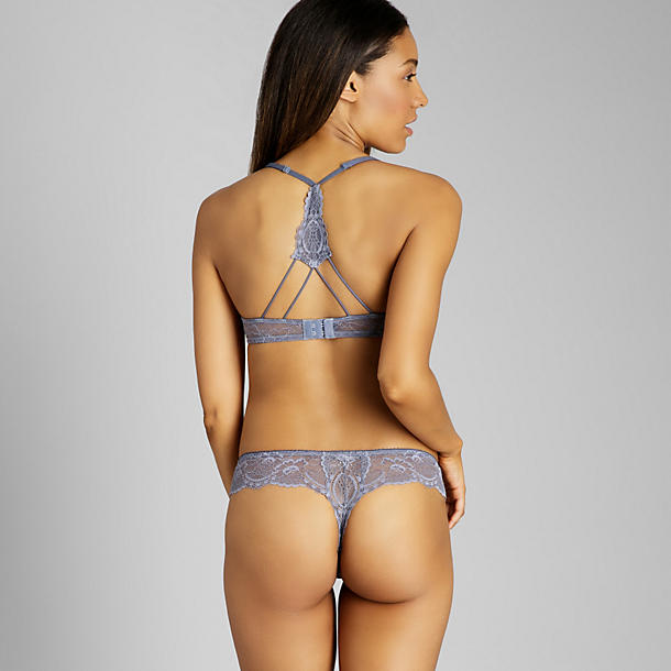 Samantha Chang All Lace Thong