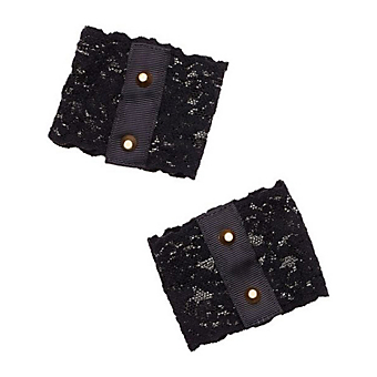 Hanky Panky Signature Lace Studded Cuffs
