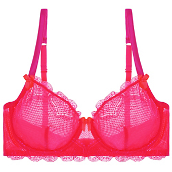 Mimi Holliday Hot Lips Comfort Bra