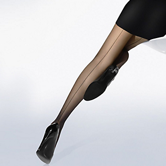 Wolford Individual 10 Back-Seam