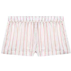 Asceno Blush Stripe Modern PJ Short