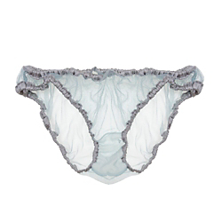 Damaris Narnia Silk Tulle Knicker