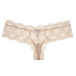 India Lace Low-Rise Boythong