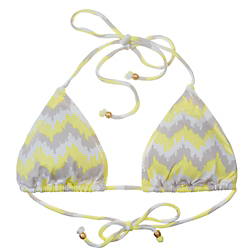 Eberjey Painted Spirit Gisele Bikini Top