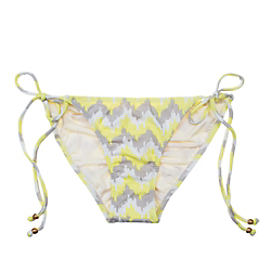 Eberjey Painted Spirit Kate Bikini Bottom