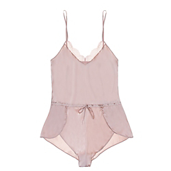 Else Signature Giverny Silk Sporty Chic Romper