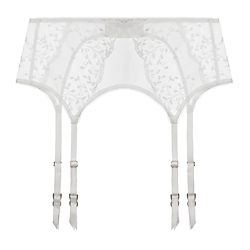 Yasmine Suspender Belt