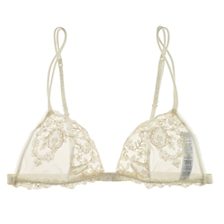 La Perla Donna Angelica Triangle Lace Bra