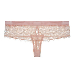Mimi Holliday Bisou Bisou Rose Boy Short