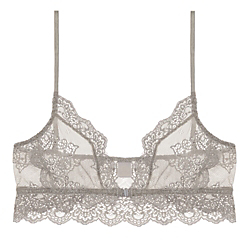 Only Hearts So Fine with Lace Bralette