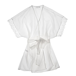 Salua Monarch Butterfly Short Robe