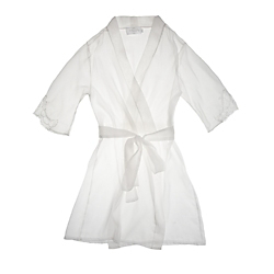 Salua My Vows Short Robe