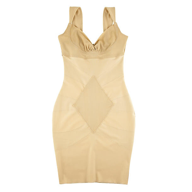dMondaine Marilyn Zipper Full Slip Nude