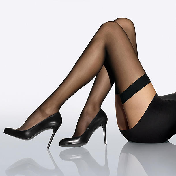 Wolford Individual 10 Stay-Up