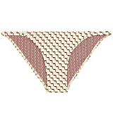 Asceno Marshmallow Arrow Simple Swim Bottom