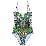 Beldona Tropical Monsoon Taldy Swimsuit