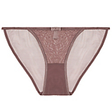 Claudette Fishnet Tanga