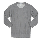 Eberjey Cozy Rib Long Sleeve Tee