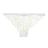 Else Santolina Silk & Lace Lace Brief