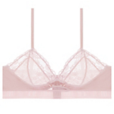 Else Lilly Silk & Lace Soft Cup Bra