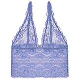 Fleur't with Me Lacy Dainties Half Camisole