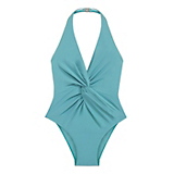 Fleur of England Resort Knotted Swimsuit