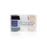 Hanky Panky Cotton with a Conscience 3 Pack