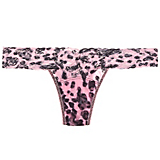 Hanky Panky Pretty Leopard Low Rise Thong